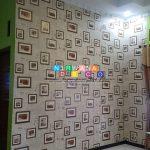 Pemasangan Wallpaper Di Ngajeg, Tirtomartani, Kalasan, Sleman, Yogyakarta