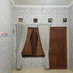Pemasangan Wallpaper Di Perumahan Griya Palem Indah, Godean, Sleman, Yogyakarta