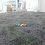 Pemasangan Karpet Di Jalan Geografi, Senolowo, Sinduadi, Mlati, Sleman, Yogyakarta