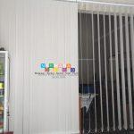 Pemasangan Vertical Blind Di Jalan Hayam Wuruk, Tegal Panggung, Yogyakarta