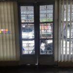 Pemasangan Vertical Blind Di Lempuyangan, Bausasran, Danurejan, Yogyakarta