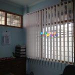 Pemasangan Vertical Blind Di Komplek Kepatihan, Jalan Malioboro, Danurejan, Yogyakarta