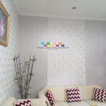 Pemasangan Wallpaper Di Perum Madukoro Asri, Bumireso, Wonosobo, Jawa Tengah