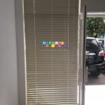 Pemasangan Horizontal Blind Di Jalan Yudistira, Gentan, Ngaglik, Sleman, Yogyakarta