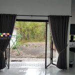 Pemasangan Gorden Di Perum Puri Balecatur Asri, Temuwuh Kidul, Gamping, Sleman, Yogyakarta