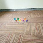 Pemasangan Karpet Di Jalan Grafika, Sinduadi, Mlati, Sleman, Yogyakarta