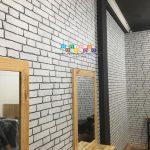 Pemasangan Wallpaper Di Banjardadap, Potorono, Banguntapan, Bantul, Yogyakarta