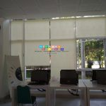 Pemasangan Roller Blind Di Perpustakaan UGM, Karang Malang, Depok, Sleman, Yogyakarta