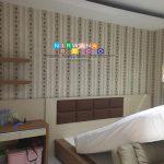 Pemasangan Wallpaper Di Pringwulung, Condongcatur, Depok, Sleman, Yogyakarta