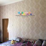 Pemasangan Wallpaper Di Mayaan, Trihanggo, Gamping, Sleman, Yogyakarta