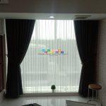 Pemasangan Gorden Di Apartemen Malioboro City, Janti, Caturtunggal, Depok, Sleman, Yogyakarta