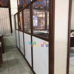 Pemasangan Wallpaper Di Jalan Badran, Bumijo, Jetis, Yogyakarta