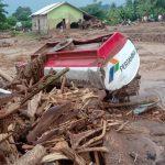 Jokowi Perintahkan Jajaran Bergerak Cepat Atasi Dampak Banjir Bandang di NTT dan NTB