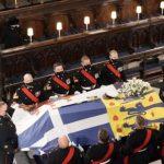 Proses Pemakaman Pangeran Philip yang Berjalan Khidmat