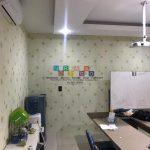 Pemasangan Wallpaper Di Tlogoadi, Mlati, Sleman, Yogyakarta