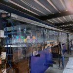 Pemasangan Tirai PVC Di Toyogo, Sambungmacan, Sragen, Jawa Tengah
