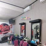 Pemasangan Wallpaper di  Jl. Selokan Mataram, Kledokan, Caturtunggal, Depok, Sleman, Yogyakarta