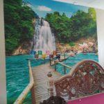Pemasangan Wallpaper Custom Di Kepatihan, Tamanmartani, Kalasan,  Sleman, Yogyakarta