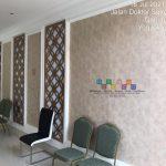 Pemasangan Wallpaper Di Lab Parahita, Jl. Doktor Sutomo, Baciro, Gondokusuman, Yogyakarta