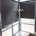 Pemasangan Roller Blind Di Jl. Poncowala, Kragilan, Sinduadi, Mlati, Sleman, Yogyakarta
