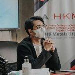 Artis Ricky Harun Dinobatkan Sebagai Komisaris Independen PT HK Metals Utama Tbk (HKMU)