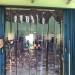 Pemasangan Tirai PVC Di Jl. Kaliurang, Harjobinangun, Pakem , Bondosari, Sleman, Yogyakarta