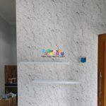 Pemasangan Wallpaper Di Kajen, Bangunjiwo, Kasihan, Bantul, Yogyakarta